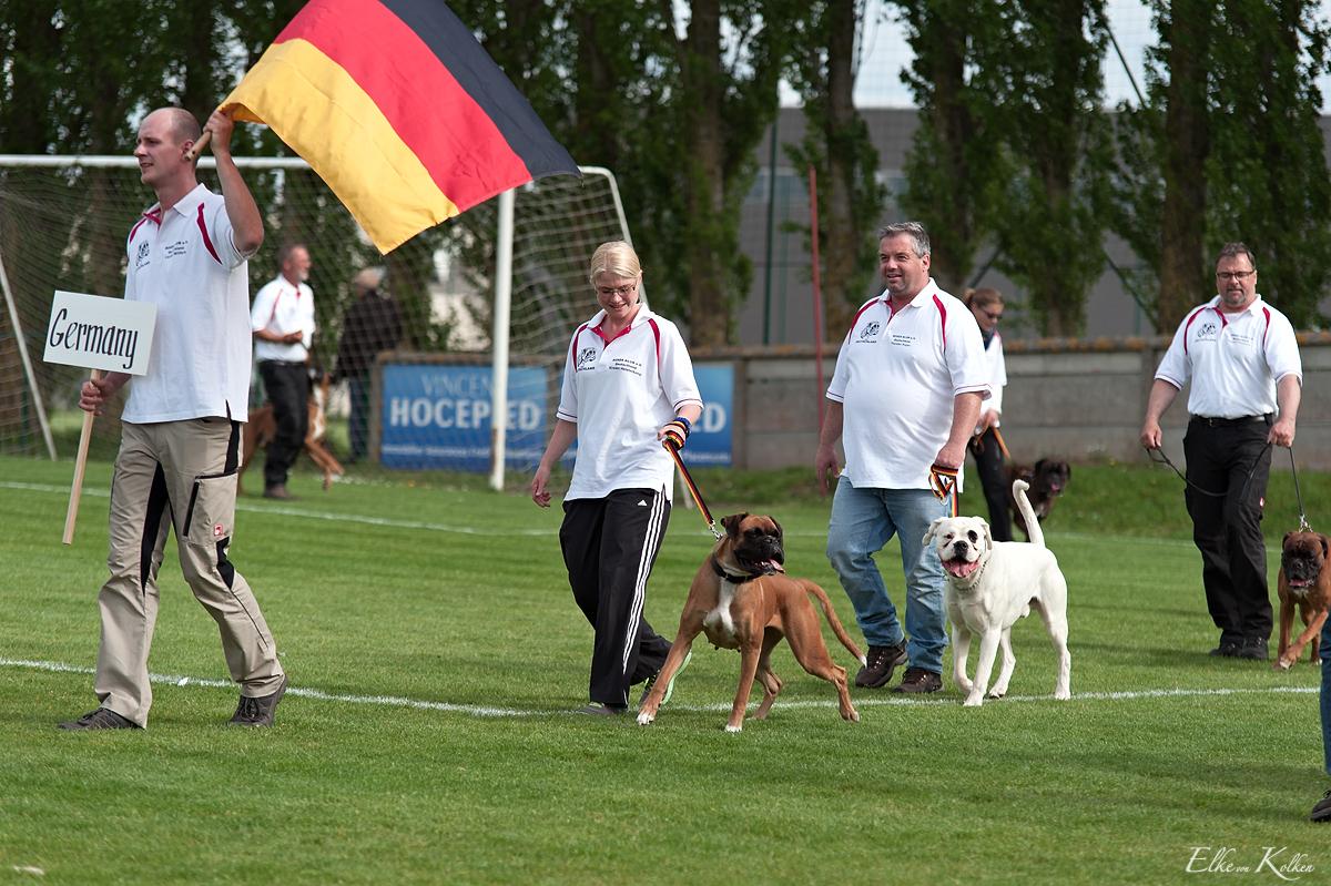 Weltmeisterschaft 2015 in Belgien