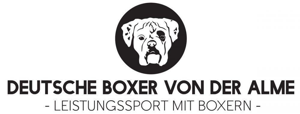Boxer von der Alme